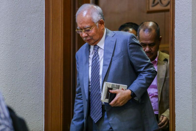 Najib's trial: Witness says KWAP released RM2b before govt guarantee