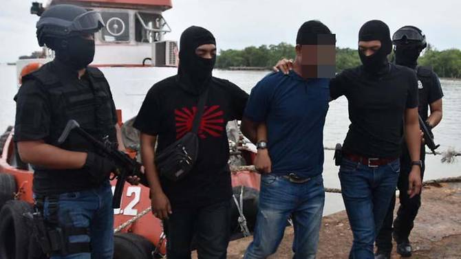 Malaysia arrests 3 terror suspects with Islamic State links