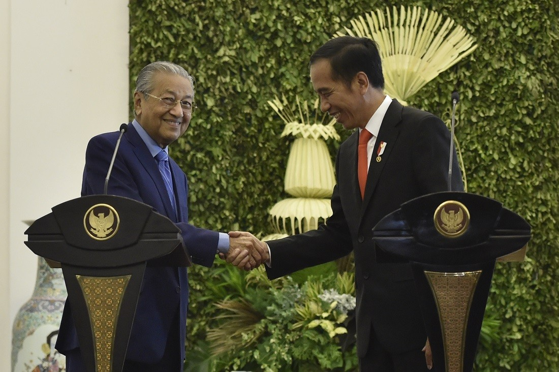 Mahathir vs Goldman Sachs: Indonesia trails Malaysia in fighting graft
