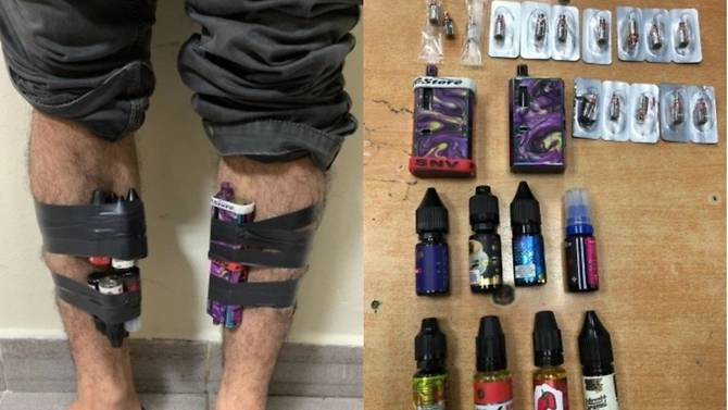 2 Malaysian men caught trying to smuggle e-cigarettes through Woodlands Checkpoint