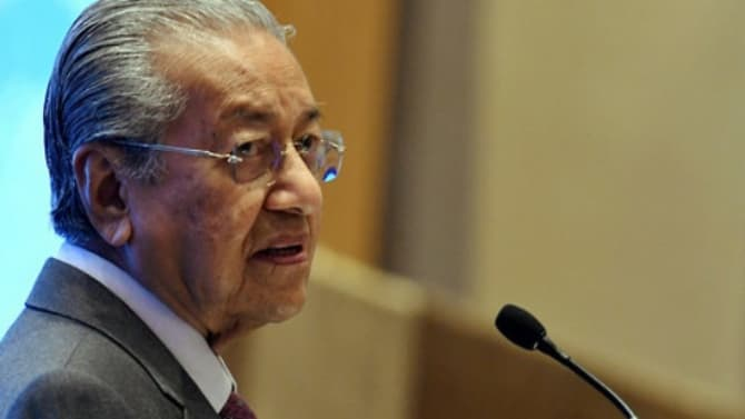 Malaysia accepts international court ruling on Pedra Branca, says PM Mahathir