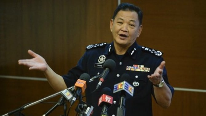'Despicable act': Malaysia's top cop warns officers against collecting money for Hari Raya parties