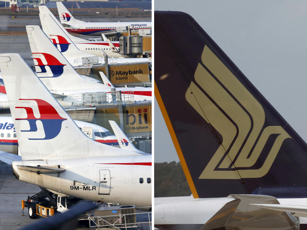 Singapore Airlines, Malaysia Airlines to explore wide-ranging partnership