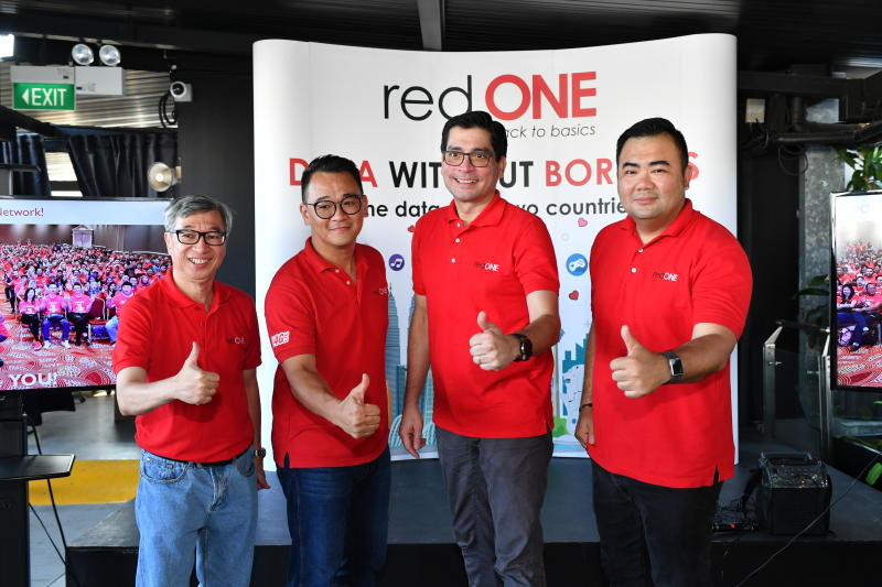 Malaysian telco RedONE just launched in Singapore – and it's offering 3GB plans for S$8 that you can use in M'sia too